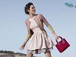 Marion Cotillard for Lady Dior Campaign
