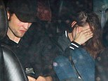 Jet-lagged Kristen and R-Patz get some extra time together as they reunite at Prince concert... but what about a Kiss?