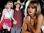 Work it baby! Emma Roberts wears THAT racy Pretty Woman outfit her famous aunt Julia wore 22 years ago to celebrate Halloween