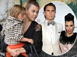 About time too! Scott Disick 'set to propose to Kourtney Kardashian' after being spotted shopping for engagement rings