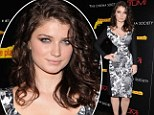Her daddy must be proud! Bono's beautiful daughter Eve Hewson shines at screening of her movie This Must Be the Place