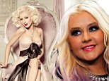 What have they done to you, Christina? Slimmed-down Miss Aguilera appears to be anatomically incorrect in new perfume ad