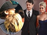 'I wouldn't tangle with Justin Bieber's girls!': James Franco denies he is dating Spring Breakers co-star Ashley Benson