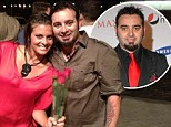 Wedding fever! Chris Kirkpatrick of former boy band NSync pops the question to girlfriend of two and a half years, Karly Skladany