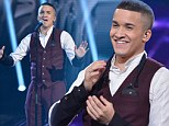 'You're WORLD class!' Jahmene Douglas wows The X Factor judges with stunning performance of Killing Me Softly