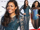 Naomie Harris attends the premiere of Skyfall in Rome, Italy