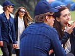 Who's that guy? Elizabeth Olsen spotted with mystery man at music festival