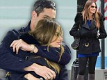Not a care in the world! Sofia Vergara puts intimate photo leak behind her on outing with fiance
