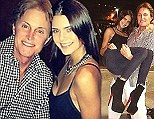 Bruce and Kendall