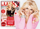 Magazine 'apologises' for Britney Spears dodgy wig cover shot