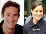 'Dating': Pippa Middleton has been 'dating' James Matthews, brother of Made In Chelsea's Spencer