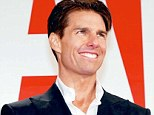 Pulling a crowd: Guests paid up to £2,000 to be in Tom Cruise's company at the Scientology event in West Sussex