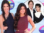 Child services visit Kendall and Kylie Jenner's LA home after 'prank caller alleges abuse'