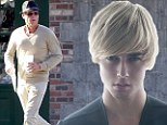 Joe Simpson was 'busted' by wife of 34 years after she discovered pictures Bryce Chandler Hill, 21, posing in her home