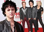 Green Day postpone 2013 tour while singer Billie Joe Armstrong continues rehab for 'substance abuse'