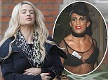 'He turned my house into a SEX DUNGEON!' Chantelle Houghton's astonishing revelation as she claims Alex Reid 'arranged to dress as alter ego Roxanne to meet a man'