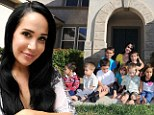 Who'll look after the children? Octomom checks into rehab centre to seek help for prescription drug addiction