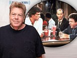 George Wendt has been hospitalised with chest pains