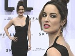 Dressed to thrill! Berenice Marlohe