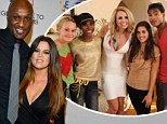 Lamar Odom to miss wife Khloe Kardashian¿s debut on X Factor USA as ¿nervous¿ Britney makes last-minute changes to acts hours before first live show