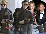 'Words cannot describe the happiness!' Evan Rachel Wood and Jamie Bell wed in secret ceremony