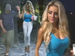 'I look like a nun'! Courtney Stodden ditches the revealing shorts and bra top to get a 'make-under' for television show