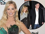 'She'd marry him tomorrow if she could!' Taylor Armstrong gets serious with married attorney who is 'love of her life'