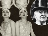 Hello, Dollies! Sculpture of tragic 1920s identical twin cabaret darlings who seduced and scandalised society and ruined Harry Selfridge to fetch £20,000 at auction