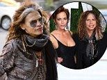 'Absolutely false and misleading': Steven Tyler denies he has split with his fiancee Erin Brady... but hints trouble in paradise