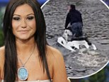 'Roger's rescuing people on his jet ski!' JWoww reveals heroic fiancé is helping those stranded by Superstorm Sandy