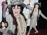 Bette Midler hosts annual Halloween party in New York