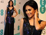 Nicole Scherzinger arrives for the Everything Everywhere 4G launch party at Battersea Power Station,