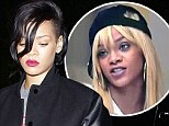 Disappointing ratings: Rihanna was the star and executive producer on UK's Sky Living show Styled To Rock