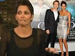 'I met my fiancé on a s**t movie!' Halle Berry pans the film that brought her and Olivier Martinez together
