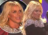 Could she actually hear them sing? Britney Spears calls nearly every performance 'amazing'... as she wears ear plugs during X Factor USA live show