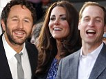 Duchess of Cambridge and Prince William are fans of the Irish funny man