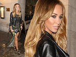 Lauren Pope in Liverpool