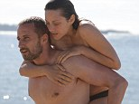 Oscar-quality: Matthias Schoenaerts and Marion Cotillard who star in Rust & Bone, a French romantic drama