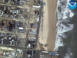 Devastation: The holiday town where families and friends shared memorable summers is now a ghost of what it once was
