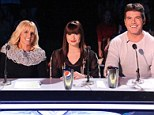 Nobody puts Britney in a corner (well, Simon does): Spears relegated to third judging seat as Demi Lovato sits pretty on X Factor USA