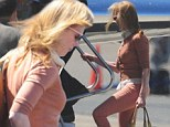 Nicole Kidman boards private jet Down Under as husband Keith Urban graces the red carpet solo