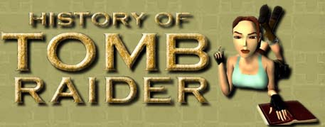 History of Tomb Raider