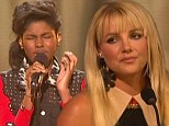 'They're like my children!' Pained Britney Spears is close to tears as she's forced to send 13-year-old Diamond White home