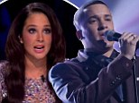 'I'm speechless... I guess I'll see you in the final': Tulisa Contostavlos backs Jahmene Douglas as he performs huge Beyoncé track on The X Factor