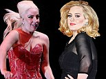 'Adele is bigger than me, how come nobody says anything about it': Lady Gaga praises British star's confidence as she weighs in on body image debate