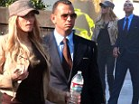 Searching for the perfect love nest! A-Rod hunts around Beverly Hills for a new home with Torrie Wilson