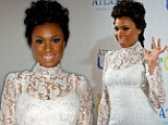 New 'do: Jennifer Hudson unveils a new hairstyle