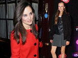 Pippa Middleton clashes with Edie Campbell