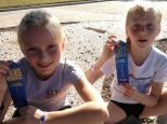 The sisters have competed in more than 160 endurance races over the past two years