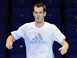 Jump to it: Murray faces Berdych on Monday